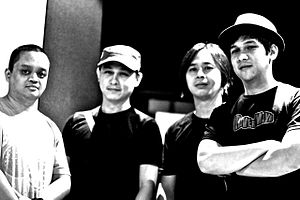 Rivermaya - Rivermaya line-up from 2011-2016, David left the band in 2016.