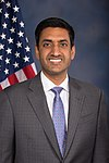 Ro Khanna, official portrait, 115th Congress.jpg