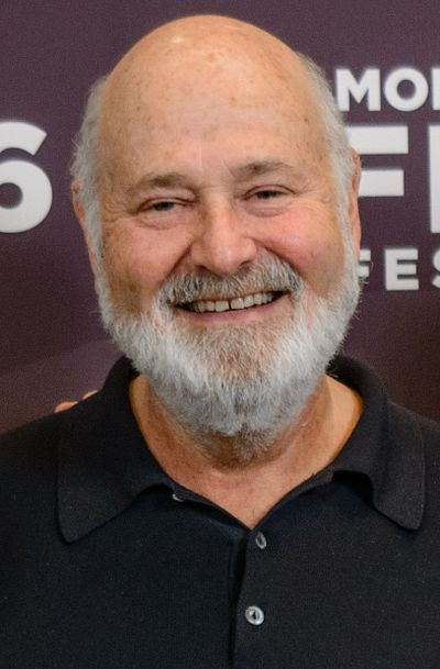 Rob Reiner, American actor and director