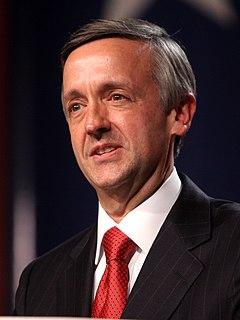 Robert Jeffress Pastor of First Baptist Church of Dallas, Texas