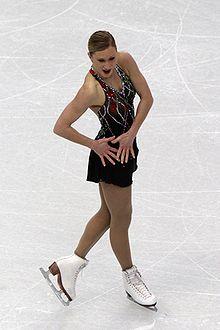 Joannie Rochette - Wikipedia Shakira