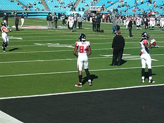 Roddy White - Roddy White during the 2011 season