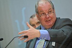 Roger Liddle, Baron Liddle - Image: Roger Liddle Policy Network