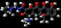 Rolitetracycline 3D ball.png