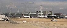 Terminal dell'Aeroporto di Roma-Fiumicino