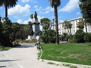 Prati - Piazza Cavour