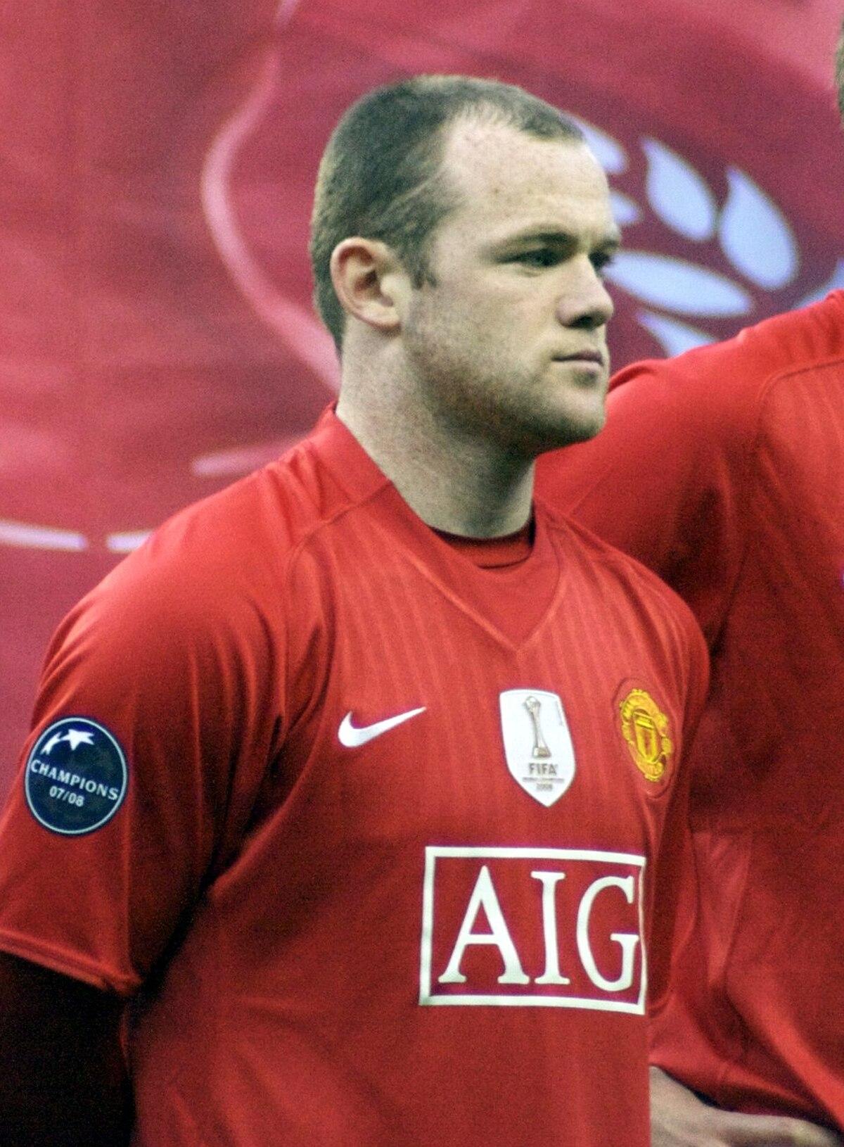 Wayne Rooney Wiki