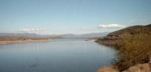 Salt River Project - Lake Roosevelt, Arizona