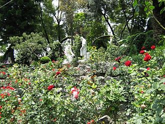 Basilica of Our Lady of Guadalupe - Roses of the Tepeyac