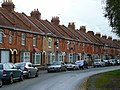 Rosebery Avenue, Bridgwater - geograph.org.uk - 997887.jpg