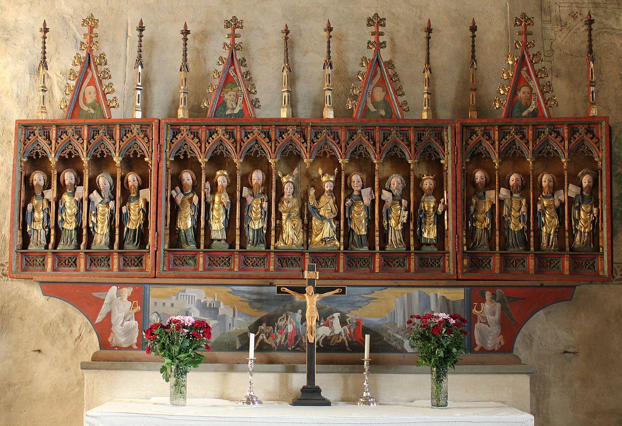 Lohrad Church - Wikipedia