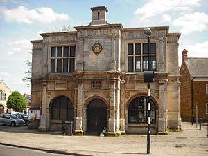 John Alfred Gotch - Rothwell Market House