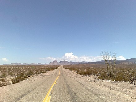 US 66, going to Oatman, AZ in 2007 Route 66 2073773569 7b3fae3b91 b.jpg