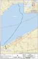 Route of the Lake Erie Connector -a.png