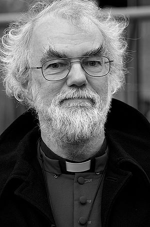 Dr Rowan Williams PC, DPhil, DD, FBA the 104th...