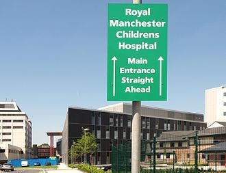 Central Manchester University Hospitals NHS Foundation Trust - The shared site on Oxford Road