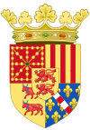 Royal Lesser Coat of Arms of Navarre (1479-1483).svg