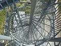 Rozhledna Na Podluží - schodiště.JPG