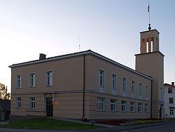 Ruhja linnavalitsuse hoone.JPG