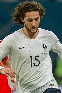 Adrien Rabiot French association football player