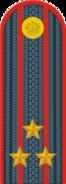 Russian police colonel