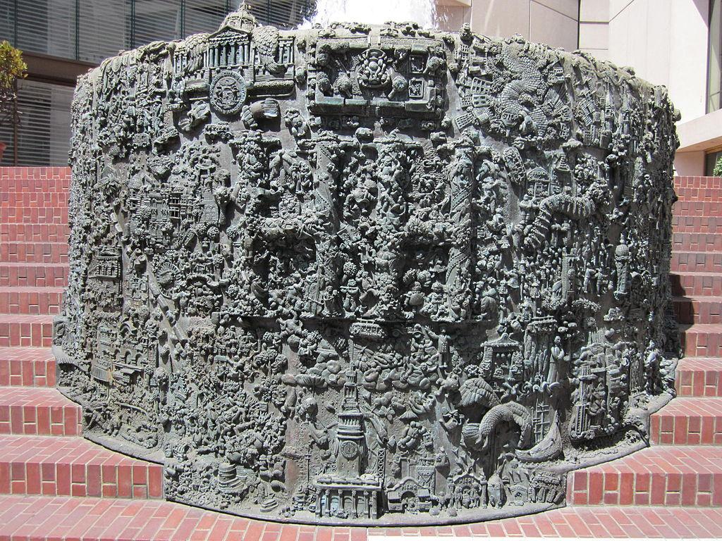 Ruth Asawa's San Francisco fountain 1.JPG
