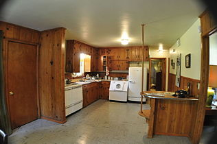Historic Kitchen New England Victorian
