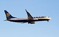 EI-DLR - B738 - Ryanair