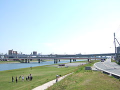 Ryuoh Bridge at Hiroshima pt1.jpg