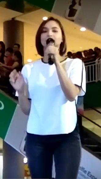 Ryza Cenon - Ryza Cenon at Gaisano Mall of Davao