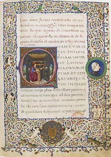 <i>Naturales quaestiones</i> book by Seneca