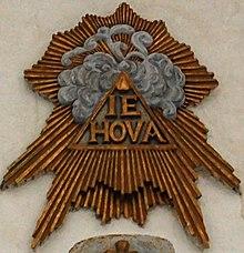 Jehovah - Wikipedia