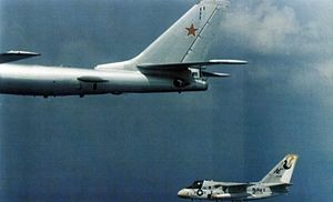 S-3A VS-29 with Tupolev Tu-95 1979.jpg