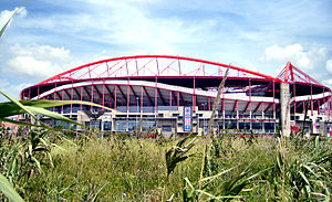 Big Three (Portugal) - Benfica's Estádio da Luz