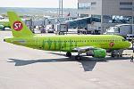 S7 - Siberia Airlines, VP-BHF, Airbus A319-114 (25866740395) (2).jpg