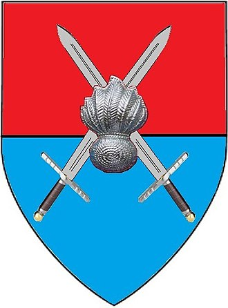 South African Army Air Defence Artillery Formation - SANDF Air Defence Artillery Formation Shield