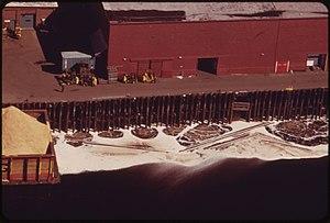 Paper chemicals - Sulphite Pulp Mill discharging water waste