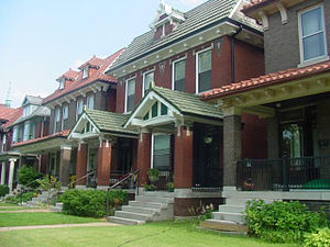 Tower Grove Apartments For Rent St Louis