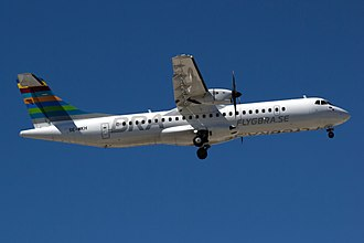 BRA Braathens Regional Airlines - BRA ATR 72-600 operated by Braathens Regional Airways