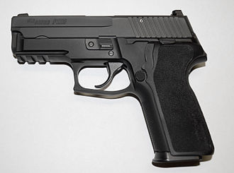 Naval Criminal Investigative Service - SIG Sauer P229 DAK