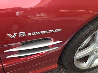 Kompressor (Mercedes-Benz) Marketing name by Mercedes-Benz