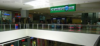 SM City Davao - SM Davao Annex Cyberzone