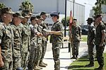 SPMAGTF Marines earn the German Armed Forces Badge for Military Proficiency 160714-M-ML847-086.jpg