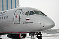 SSJ100 Aeroflot Nose (5432670263).jpg