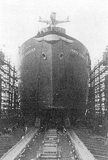 USS <i>Shaula</i> (AK-118) Liberty ship of WWII