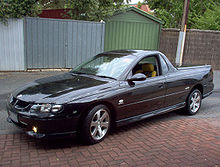 Holden Commodore VX  Wikipedia