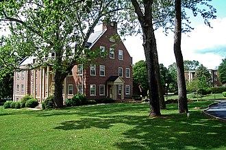 Southern Virginia University - Durham Hall
