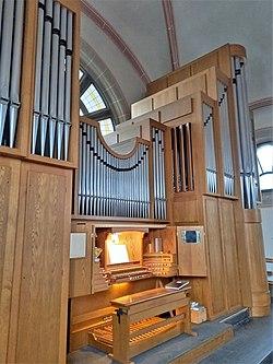 Saarbrücken-Burbach, Herz Jesu (Mayer-Orgel, Prospekt) (15).jpg