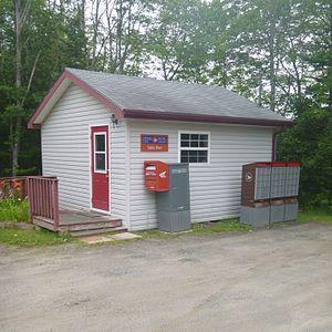 Sable River, Nova Scotia - Sable River Post Office