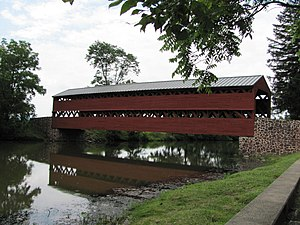 Sachs Covered Bridge - Image: Sachs Covered Bridge